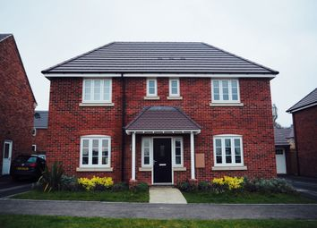 Thumbnail 4 bed detached house for sale in The Repton At Oaklands Park, Wyaston Road, Ashbourne