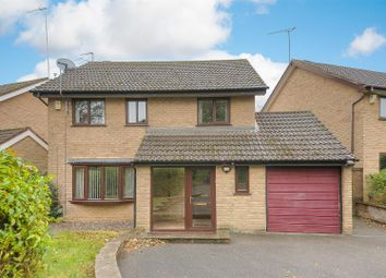 Thumbnail 3 bed detached house for sale in Berkeley Close, Cliftonville, Northampton