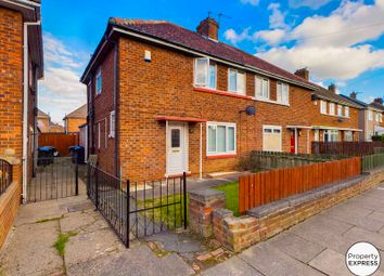 2 bed semi-detached house for sale in Overdale Road, Middlesbrough TS3