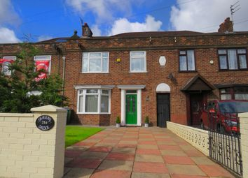 3 bed terraced house for sale in Queens Drive, Stoneycroft, Liverpool L13