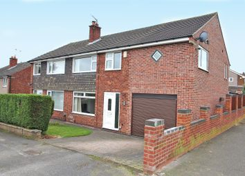 Thumbnail 4 bed semi-detached house for sale in Banks Close, Arnold, Nottingham