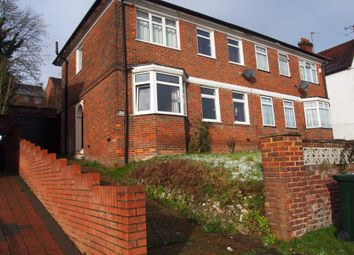 Thumbnail 4 bedroom semi-detached house to rent in Whitelands Road, High Wycombe