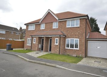 Thumbnail 3 bed semi-detached house to rent in Bevan Close, Deal
