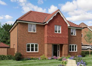 Worthing Road, Mulberry Fields, West Grinstead, Horsham, West Sussex RH13. 5 bed detached house