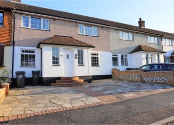 Thumbnail 3 bed terraced house for sale in Albert Road, Dartford