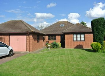 Thumbnail 3 bed detached bungalow for sale in Lavender Way, Bourne, Lincolnshire