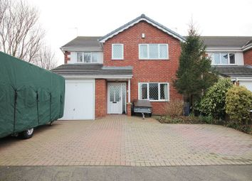 Thumbnail 4 bed property for sale in 3 Chelwood Close, Preesall