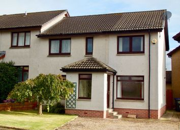 Thumbnail 4 bedroom semi-detached house for sale in Alder Drive, Portlethen, Aberdeen