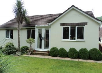 Thumbnail 3 bed bungalow to rent in Cypress Court, Ogmore Vale, Bridgend.