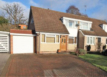 Thumbnail 4 bed semi-detached house for sale in Frimley Grove Gardens, Frimley