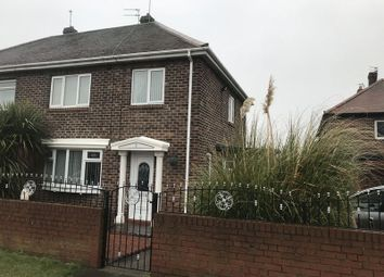Thumbnail 3 bed semi-detached house for sale in Kirkstone Avenue, Jarrow