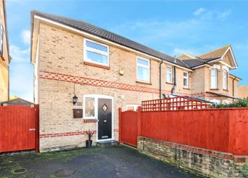 Thumbnail 3 bed semi-detached house for sale in Worthington Crescent, Whitecliff, Poole, Dorset