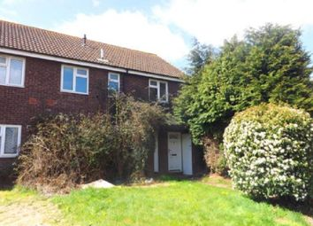 Thumbnail 2 bedroom maisonette to rent in Peer Road, Eaton Socon, Cambridgeshire, United Kingdom.