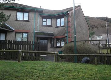 Thumbnail 3 bed terraced house to rent in Graig Wen, Maerdy, Ferndale