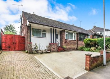 Thumbnail 3 bedroom semi-detached bungalow for sale in Saywell Road, Luton