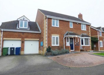 Thumbnail 5 bed detached house for sale in Hut Field Lane, Papworth Everard, Cambridge