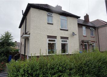 Thumbnail 3 bed end terrace house for sale in Findon Crescent, Sheffield