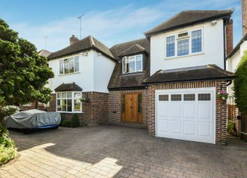 Thumbnail 4 bed detached house for sale in Eastbury Road, Northwood, Middlesex