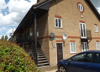 Thumbnail 2 bedroom maisonette for sale in Chase Court, Thetford