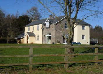 Thumbnail 4 bed detached house to rent in Kilgwrrwg, Devauden, Chepstow