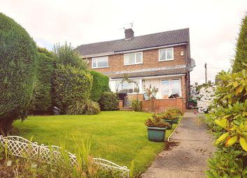 Thumbnail 3 bed semi-detached house for sale in Plunkett Terrace, Pelton Fell, Chester Le Street