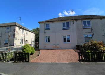 Thumbnail 1 bed flat for sale in Riverside Crescent, Catrine
