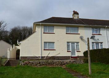 Thumbnail 3 bed end terrace house for sale in Willow Avenue, Watcombe, Torquay