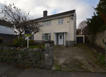 Thumbnail 4 bed semi-detached house for sale in Uphill Road South, Uphill, Weston-Super-Mare