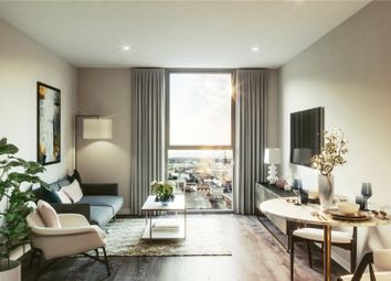 Thumbnail 2 bedroom flat for sale in The Hallmark, 6 Cheetham Hill Road, Manchester