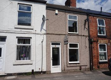 Thumbnail 2 bed terraced house to rent in Mountcastle Street, Chesterfield