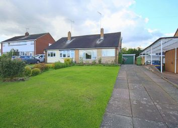 Thumbnail 2 bed bungalow to rent in School Road, Eccleshall, Stafford
