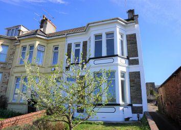 Thumbnail 3 bed end terrace house for sale in Sandy Park Road, Brislington, Bristol