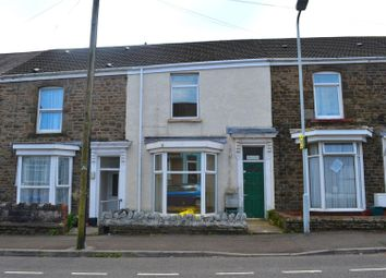 Thumbnail 3 bed terraced house for sale in Rhondda Street, Mount Pleasant, Swansea
