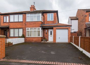 Thumbnail 2 bed semi-detached house for sale in Bradley Lane, Eccleston, Chorley
