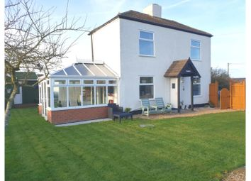 Thumbnail 3 bed detached house for sale in Rookery Road, King's Lynn