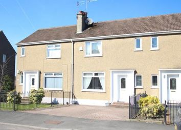 Thumbnail 2 bed terraced house for sale in Brunton Street, Glasgow, Lanarkshire