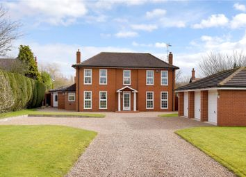 Thumbnail 5 bed detached house for sale in Main Street, Oxton, Southwell, Nottinghamshire