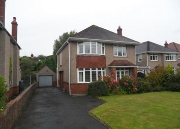 Thumbnail 3 bed detached house to rent in Derwen Fawr Road, Sketty, Swansea