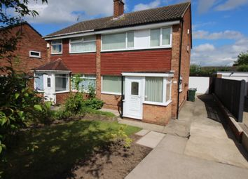 Thumbnail 3 bedroom semi-detached house for sale in Hathaway Drive, Leeds