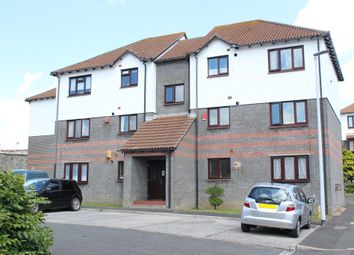 Thumbnail 2 bed flat for sale in St. Michaels Close, Plymouth