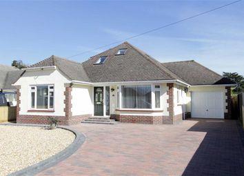 Thumbnail 4 bedroom bungalow for sale in Barton Croft, Barton On Sea, New Milton