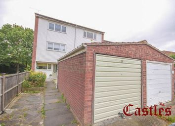 Thumbnail 1 bed terraced house for sale in Abbotts Drive, Waltham Abbey