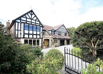 Thumbnail 6 bed detached house for sale in Argarmeols Road, Freshfield, Liverpool