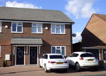 3 bed semi-detached house to rent in Stoke Road, Hoo, Rochester ME3