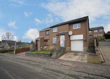 Thumbnail 3 bed semi-detached house for sale in Cowal Crescent, Balgeddie, Glenrothes