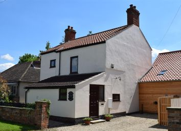 Thumbnail 3 bed cottage for sale in Carr Road, North Kelsey, Market Rasen