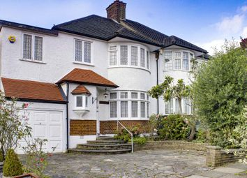 Thumbnail 5 bed semi-detached house for sale in Townsend Avenue, London