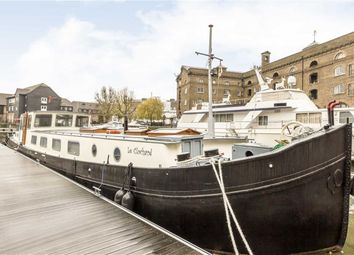 Thumbnail 2 bed houseboat for sale in East Smithfield, London