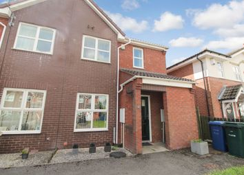 Thumbnail 3 bed semi-detached house for sale in Big Waters Close, Brunswick Village, Newcastle Upon Tyne