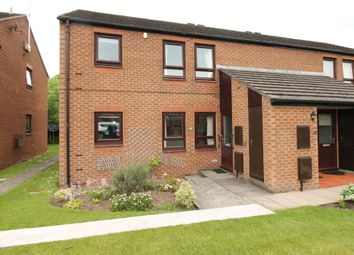 Thumbnail 2 bed flat for sale in St. Peters Close, Carlisle